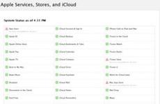 Toàn bộ kho ứng dụng của Apple không thể truy cập trong nhiều giờ