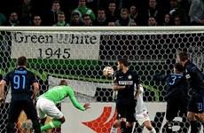 Kết quả lượt đi vòng 1/8 Europa League: Nhiều bất ngờ xảy ra!