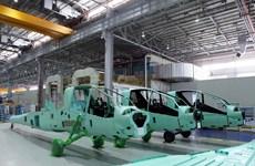 """Hàn Quốc ký hợp đồng """"khổng lồ"""" mua 300 trực thăng của Airbus"""