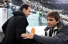 """Juventus """"vùi dập"""" Dortmund: Max Allegri đã hơn hẳn Conte!"""