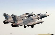 Pháp chuyển giao hai máy bay chiến đấu Mirage cho Ấn Độ