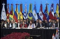Đàm phán FTA giữa MERCOSUR và Liên minh châu Âu gặp khó khăn