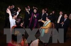 [Photo] Đêm hội Đoàn kết Nghị viện với 54 dân tộc Việt Nam