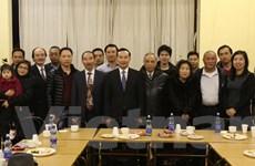 Người Việt ở Ireland đoàn kết xây dựng cộng đồng vững mạnh