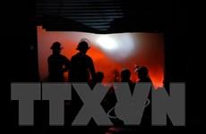 Cháy lớn tại xưởng sản xuất nệm mút ở Thành phố Hồ Chí Minh