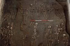 Phát hiện 1.300 bộ xương dưới chân trường đại học Cambridge