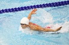 Bác tin kình ngư Ánh Viên được Liên đoàn Bơi lội Mỹ cấp học bổng