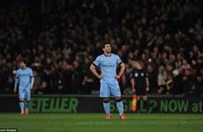 Thua Crystal Palace, Manchester City chính thức chia tay tốp 3
