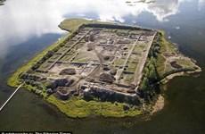 Hòn đảo bí ẩn 1.300 năm tuổi ở Siberia khiến ông Putin băn khoăn