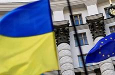 EU thông qua đề xuất viện trợ trị giá 1,9 tỷ USD cho Ukraine