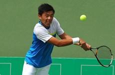 Tay vợt Lý Hoàng Nam xuất sắc giành chức vô địch trên đất Ấn Độ