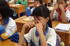 [Video] Massage thư giãn mắt ngày càng phổ biến ở Trung Quốc