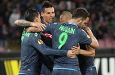 Các đại diện Italy áp đảo tại vòng bán kết Europa League