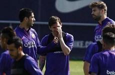 Messi và các cầu thủ Barcelona bất ngờ bị UEFA kiểm tra doping