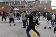 Mỹ: Giới chức Baltimore cáo buộc người ngoài kích động bạo lực