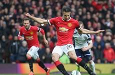 """Kết quả: Man United tái lập """"kỷ lục buồn,"""" Ronaldo lập hat-trick"""