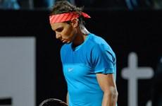 Rafael Nadal xếp hạng thấp kỷ lục tại Roland Garros 2015
