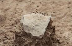 Công cụ đá đầu tiên của loài người cách đây 3,3 triệu năm