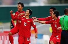 U20 Myanmar gây bất ngờ trong ngày ra quân giải U20 thế giới