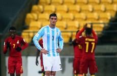 U20 thế giới: Argentina đối mặt nguy cơ bị loại, Mỹ sớm đi tiếp