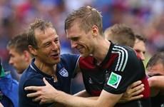 HLV Klinsmann triệu tập sao Bundesliga đối đầu đội tuyển Đức