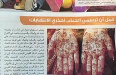 Tổng biên tập báo Qatar mất chức vì trót đăng...Kama Sutra