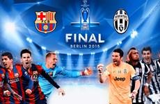 Luis Enrique và Allegri hâm nóng chung kết Juventus-Barcelona
