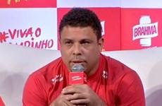 """Ronaldo """"béo"""" hối thúc Chủ tịch Liên đoàn bóng đá Brazil từ chức"""
