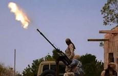 Phiến quân IS giành kiểm soát một thị trấn ven biển ở Libya