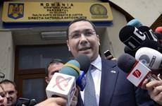 Romania bác bỏ điều tra tham nhũng đối với Thủ tướng Ponta