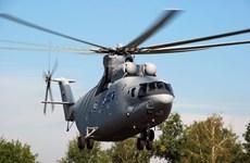 Algeria tiếp nhận 6 trực thăng vận tải hạng nặng Mi-26T2 của Nga