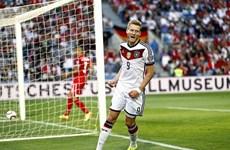 Kết quả bóng đá: Đức thắng hủy diệt, Ronaldo lập hat-trick
