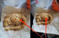 """Thông tin gà rán """"KFC thịt chuột"""" gây xôn xao cộng đồng mạng"""
