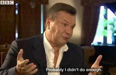 Cựu Tổng thống Ukraine lần đầu tiên trả lời báo chí phương Tây