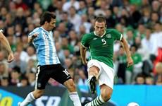 Sự thật vụ Ireland được trả tiền để không phạm lỗi với Messi