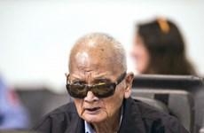 ECCC mở phiên phúc thẩm xét xử hai cựu lãnh đạo Khmer Đỏ