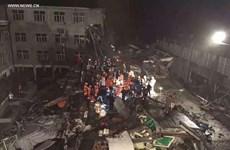 Sập nhà máy tại Trung Quốc khiến ít nhất 11 người thiệt mạng