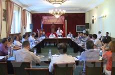 Hội nghị phổ biến nội dung FTA Việt Nam-EAEU tại Liên bang Nga