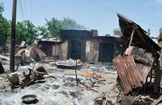 Đánh bom tại miền Trung Nigeria, ít nhất 18 người thiệt mạng