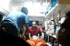 Đại sứ quán Việt Nam tại Malaysia nỗ lực trợ giúp thủy thủ bị nạn