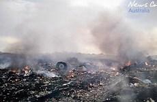 [Photo] Hình ảnh gây sốc mới công bố về vụ máy bay MH17 bị bắn hạ
