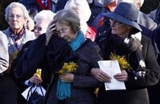 Nhiều hoạt động tưởng niệm một năm vụ máy bay MH17 bị bắn hạ
