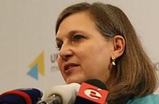 Mỹ dọa tăng áp lực đối với Nga nếu xung đột ở Ukraine leo thang