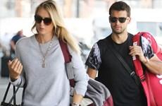 """Sharapova chia tay người tình trẻ Dimitrov vì bị """"cắm sừng"""""""