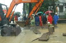 Mưa lũ gây sạt lở hàng nghìn khối đất đá tại tỉnh Lạng Sơn