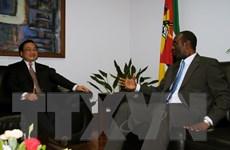 Việt Nam-Mozambique cần đẩy mạnh hợp tác trên nhiều lĩnh vực