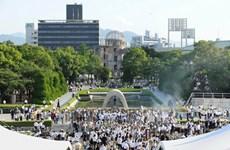Hiroshima gấp rút cho Lễ kỷ niệm 70 năm thảm họa bom nguyên tử