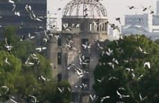 Hiroshima kỷ niệm 70 năm thảm họa Mỹ ném bom nguyên tử