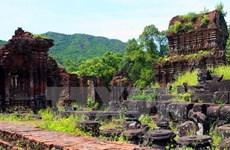 Quảng Nam: Tìm thấy gần 200 hiện vật khi trùng tu tháp E7 Mỹ Sơn