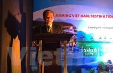 Đêm hội du lịch Việt Nam lần đầu tổ chức tại thành phố Chandigarh